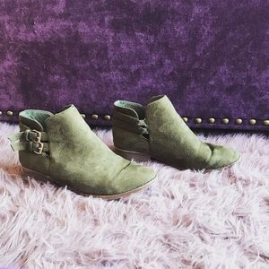 Windsor Ankle Booties